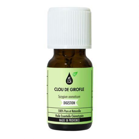 LCA Organic Essential Clove Oil