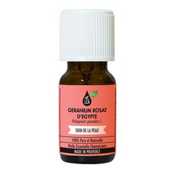 LCA Geranium essentiële olie uit Egypte Bio