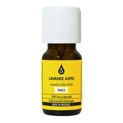 LCA essential oil of lavender aspic