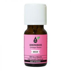 LCA Lemongrass Orgânica Óleo Essencial