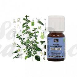 LCA Organic Melissa essential oil