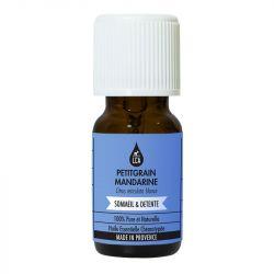 LCA Huile essentielle de Petitgrain mandarine