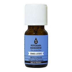 LCA olio essenziale di mandarino Petitgrain