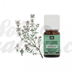 LCA essential oil from Thyme to borneol