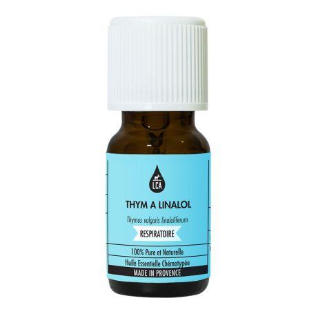 LCA linalol óleo essencial de tomilho