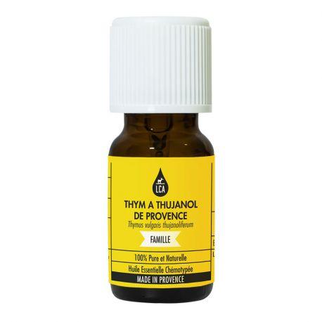 LCA óleo de tomilho Thujanol Provence