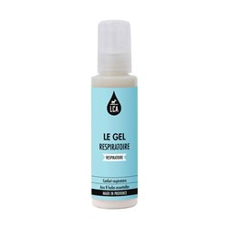 LCA Respiratory Gel with essential oils