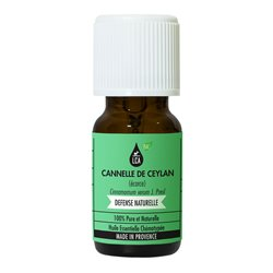 LCA olio essenziale di cannella di Ceylon (corteccia) bio