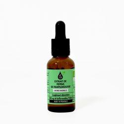 LCA te extraheren organische grapefruit zaad