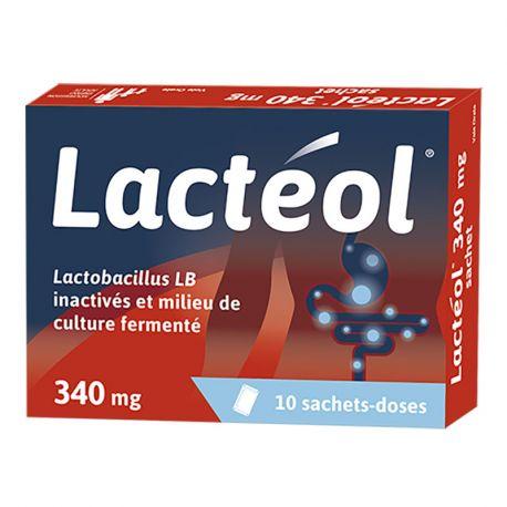 FUERTE Lacteol Sobres 340 mg infantiles del bebé