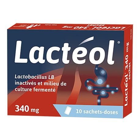 LACTEOL FORT bébé nourrisson 340MG Sachets