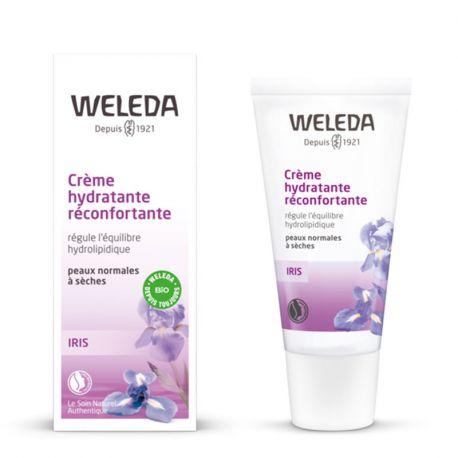 WELEDA HIDRATANT DIA CREMA 30ML IRIS