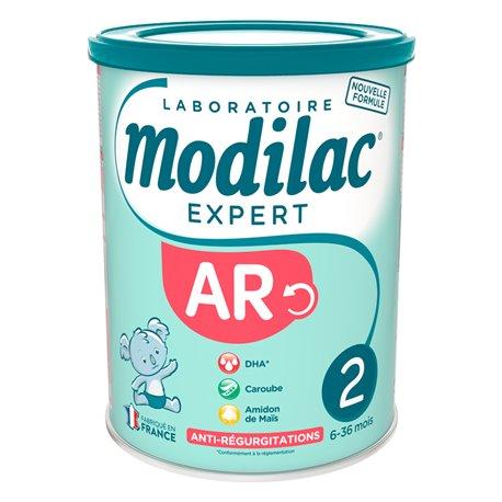 MODILAC EXPERT AR 2 AGE Lait bébé 900g