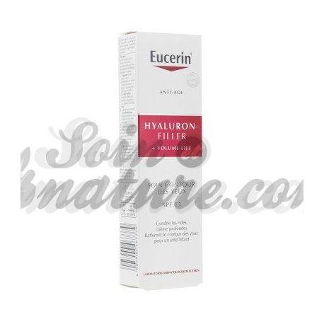 Eucerin Hyaluron Filler Volume Contorno Occhi 15 ml