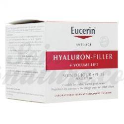 Eucerin Hyaluron Filler Volume Day Care 50ml pelle secca