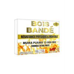 Eric Favre BOIS BANDE 30 comprimés