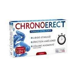 Eric Favre CHRONOERECT 4 / 16 gélules