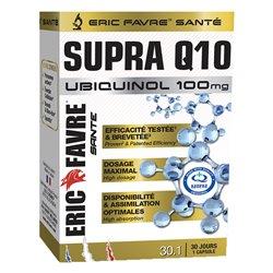 Eric Favre SUPRA Q10 UBIQUINOL 30.1 30 capsules