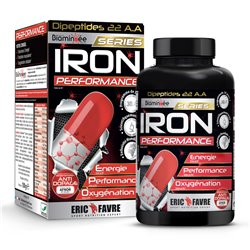 Eric Favre IRON PERFORMANCE 120 gélules