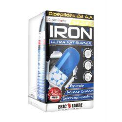 Eric Favre IRON ULTRA FAT BURNER 120 gélules