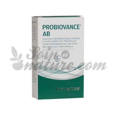INOVANCE Probiovance AB Soutien de la flore Intestinale 14 gélules