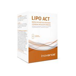 INOVANCE Lipo Act Contrôle du poids 90 comprimés