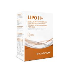 INOVANCE Lipo H+ Contrôle du poids 60 gélules