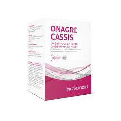 INOVANCE Onagre Cassis Cycles féminins 100 gélules