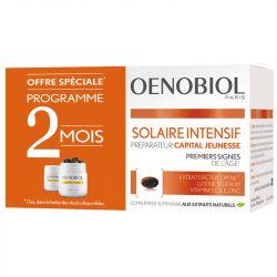 Oenobiol Solaire Intensif Capital jeunesse 2 x 30 capsules