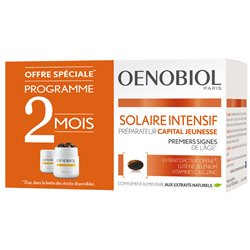 Oenobiol Solaire Intensive Anti Age 2 x 30 Capsules