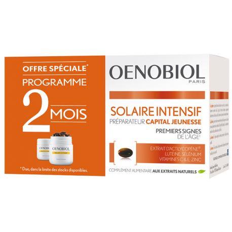 Oenobiol Solaire Intensive Anti Age 2 x 30 Capsules