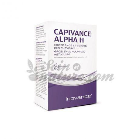 INOVANCE Capivance Alpha H 60 gélules