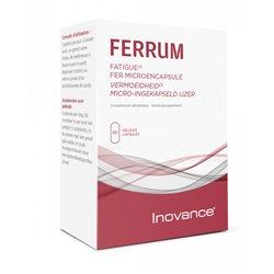 INOVANCE Ferrum Anémie anti-fatigue Sport 60 comprimés