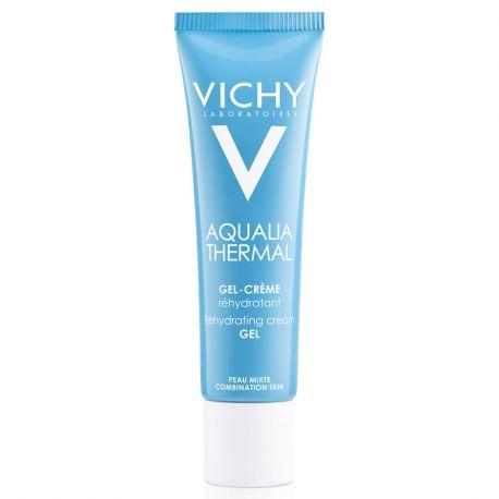Vichy Aqualia Bagni termali crema notte