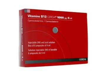 colpi di vitamina b12 con bruciagrassia