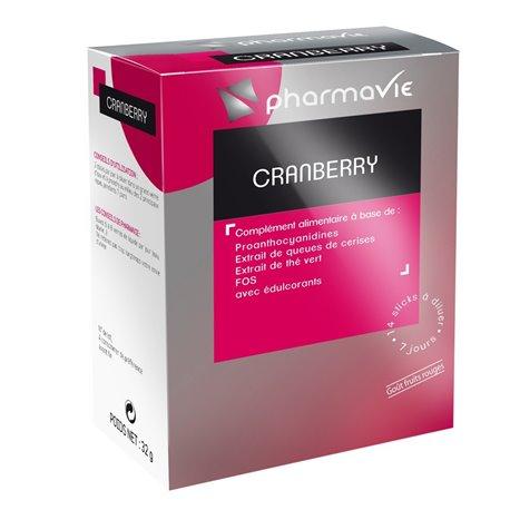 Pharmavie NUTRI CRANBERRY COMPLEX 14 STICKS