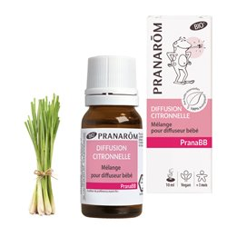 PRANABB Mix diffuser BIO Mosquitoes PRANAROM 10 ml