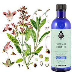 LCA Eau florale de Sauge officinale Bio 200ml