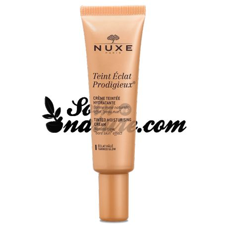 Makeup Nuxe prodigious tanned complexion radiance 30ml