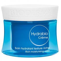 Hydrabio Bioderma Rich Cream Dehydrierte empfindliche Haut 40ml