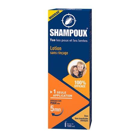 GIFRER SHAMPOUX Lotion anti poux sans rinçage 100ml