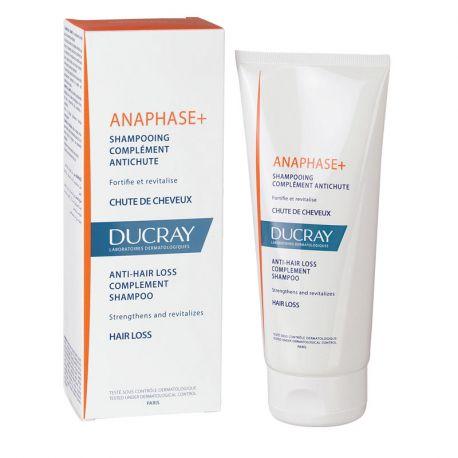 ANAPHASE DUCRAY shampoing crème stimulant anti-chute de cheveux