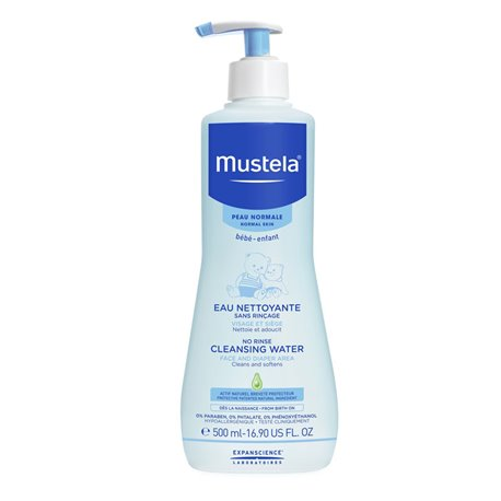MUSTELA бутылочки PhysiObébé НАСОС 500ML