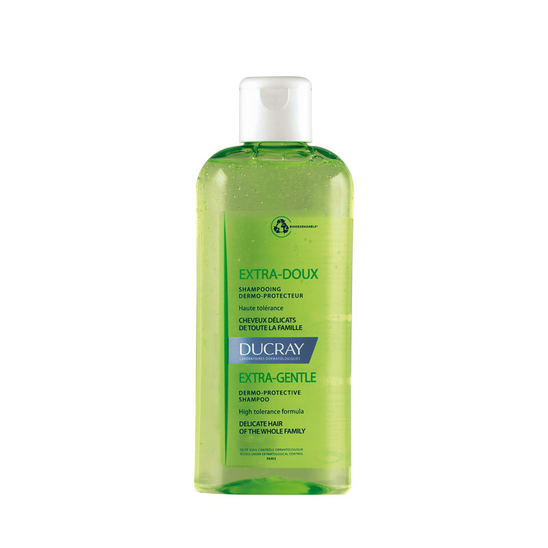buy the shampoo ducray extra doux delicate hair in pharmacy