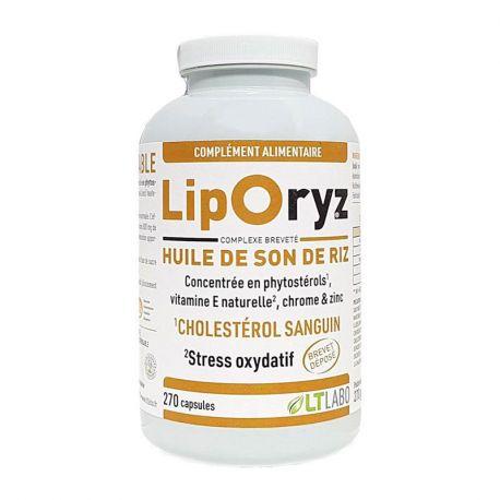 ACEITE LIPORYZ SALVADO DE ARROZ