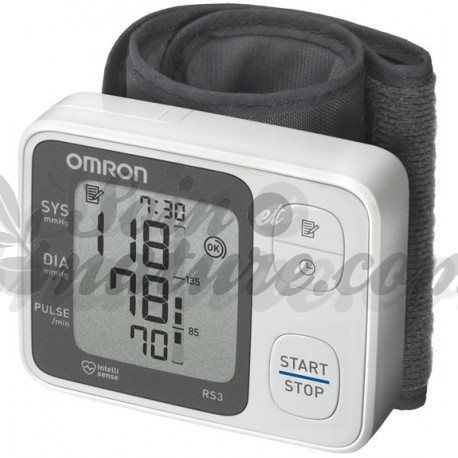 OMRON Wrist Blood Pressure Monitor RS3