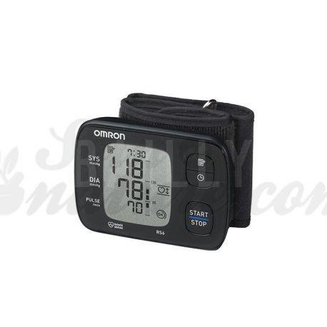 OMRON auto-wrist blood pressure monitor RS6
