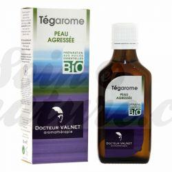 Dr. Valnet TEGAROME reparaciones aceite esencial 50ml de la piel dañada