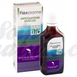 DOCTEUR VALNET FLEXAROME Lotion muscle articulation 50ml