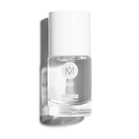 MÊME Vernis ongles Silicium base protectrice 10ml